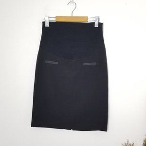 Thyme | Over Belly Maternity Skirt Size XS